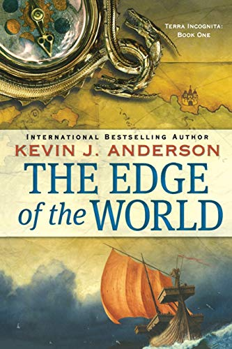 The Edge of the World (Signed): Anderson, Kevin J.
