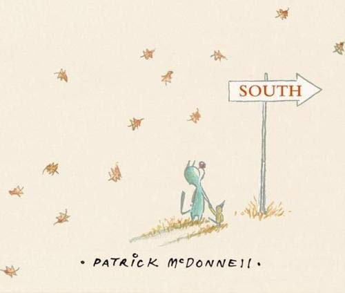 South (0316005096) by McDonnell, Patrick