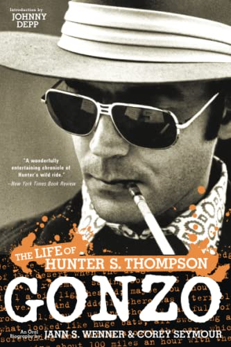 9780316005289: Gonzo: The Life of Hunter S. Thompson