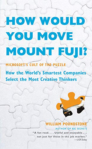 9780316005302: How Would You Move Mount Fuji?