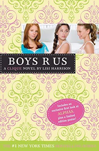 9780316006828: Boys R Us