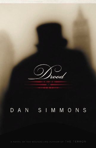 DROOD: A Novel [SIGNED & DATED + Photo]: Simmons, Dan