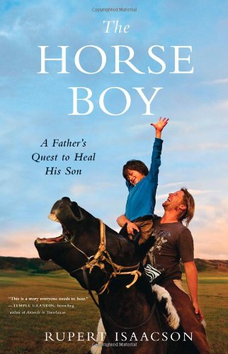[signed] The Horse Boy