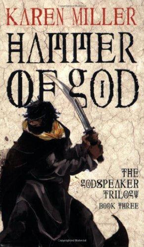 9780316008372: Hammer of God (Godspeaker Trilogy, Book 3)