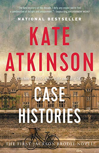 9780316010702: Case Histories: A Novel