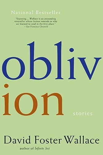 9780316010764: Oblivion: Stories