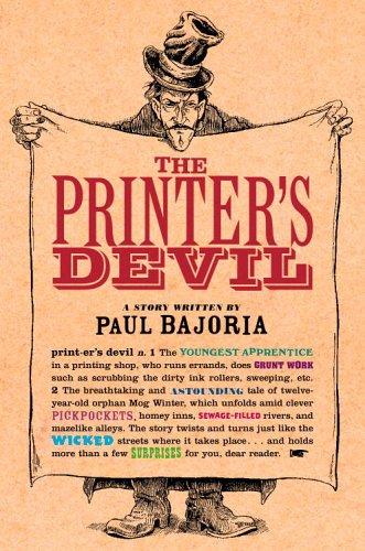 9780316010900: The Printer's Devil