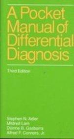 A Pocket Manual of Differential Diagnosis: Adler, Stephen N.;