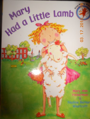 9780316011389: Mary Had a Little Lamb (Sing-Along Stories)