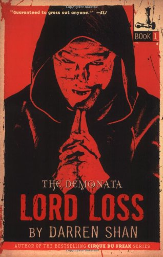 9780316012331: The Demonata: Lord Loss