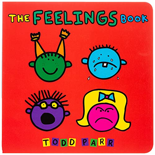 9780316012492: The Feelings Book