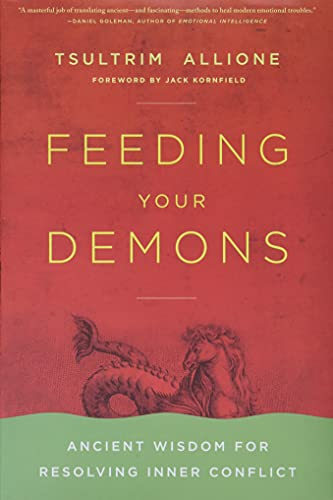 9780316013130: Feeding Your Demons: Ancient Wisdom for Resolving Inner Conflict