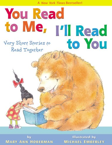 9780316013161: You Read to Me, I'll Read to You: Very Short Stories to Read Together