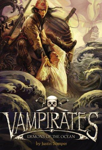 9780316013734: Vampirates: Demons of the Ocean