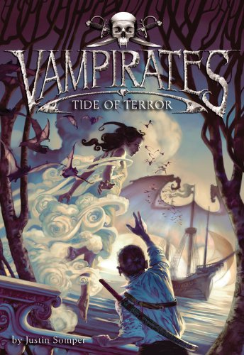 9780316013741: Vampirates 2: Tide of Terror