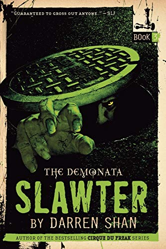 9780316013888: Slawter (Demonata)