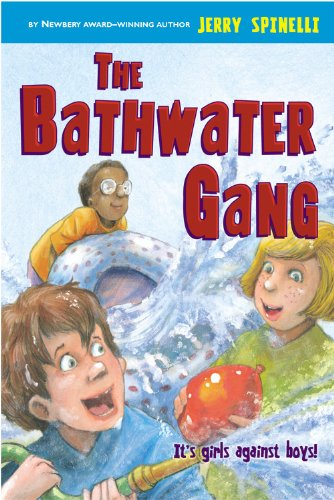 9780316014427: The Bathwater Gang