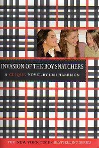 9780316015547: Invasion of the Boy Snatchers
