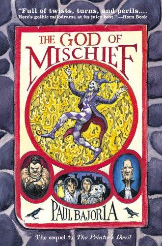 9780316016285: The God of Mischief