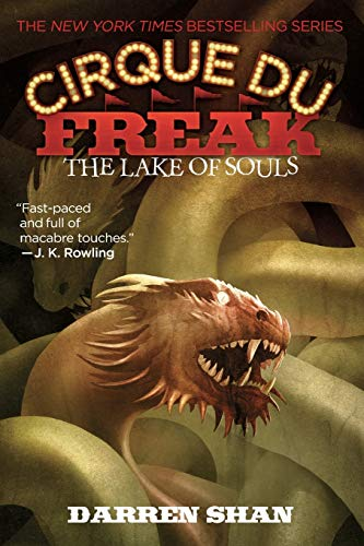 9780316016650: Cirque Du Freak #10: The Lake of Souls: Book 10 in the Saga of Darren Shan (Cirque Du Freak: Saga of Darren Shan)