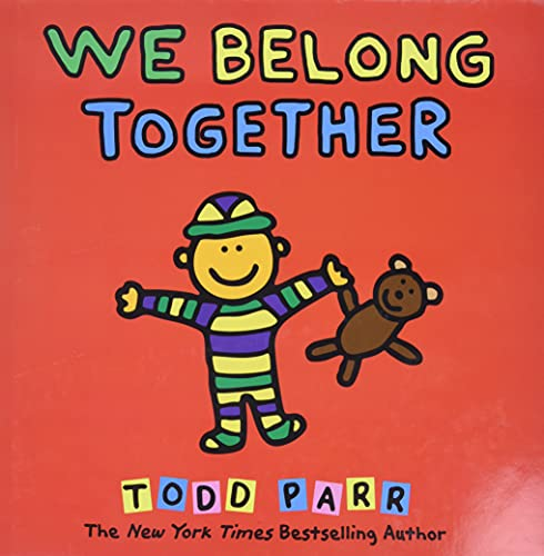 9780316016681: We Belong Together: A Book About Adoption and Families