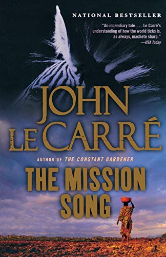 9780316016759: The Mission Song