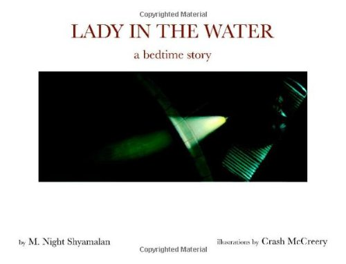 9780316017343: Lady in the Water: A Bedtime Story