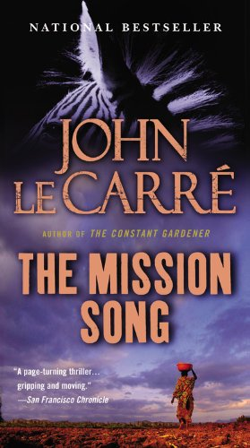 9780316017725: The Mission Song (LARGE PRINT)