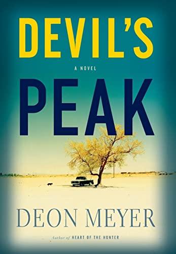 9780316017855: Devil's Peak: A Novel