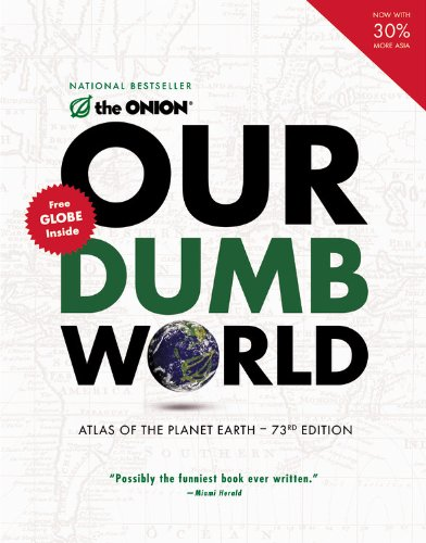 9780316018432: Our Dumb World