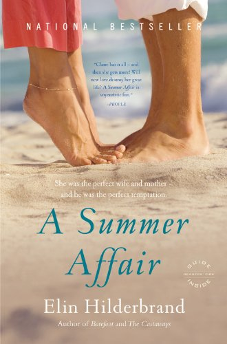 9780316018616: A Summer Affair: A Novel