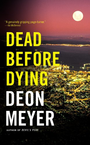 9780316018692: Dead Before Dying: A Novel