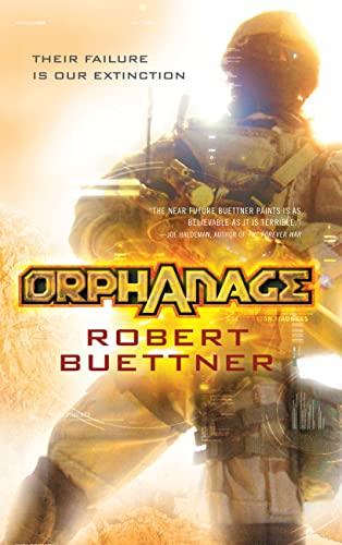 9780316019125: Orphanage (Jason Wander)