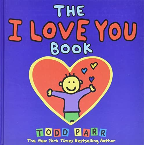 9780316019859: The I LOVE YOU Book