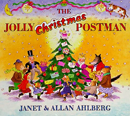 9780316020336: The Jolly Christmas Postman
