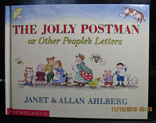 9780316020350: The Jolly Postman; or Other People's Letters -- First 1st U.S. Edition