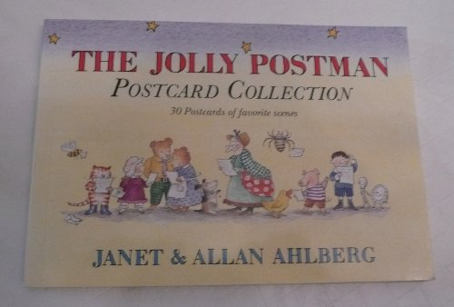 9780316020558: The Jolly Postman/Postcard Collection