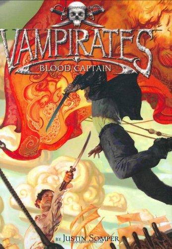 9780316020855: Vampirates 3: Blood Captain