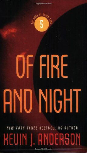 9780316021739: Of Fire and Night (The Saga of Seven Suns)