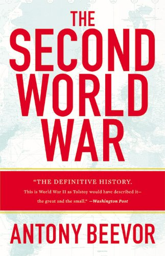 The Second World War: Beevor, Antony