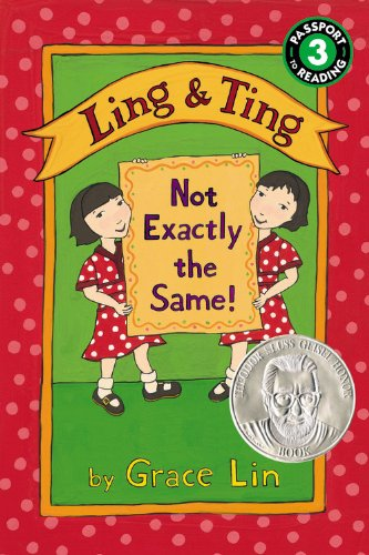9780316024532: Ling & Ting: Not Exactly the Same! (Passport to Reading Level 3)