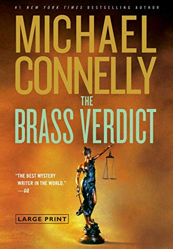 9780316024624: The Brass Verdict: A Novel (A Lincoln Lawyer Novel)