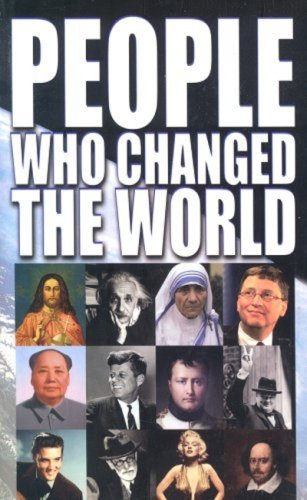 9780316027151: People Who Changed The World
