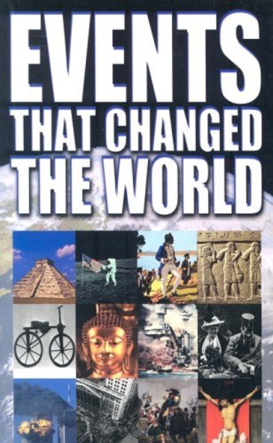 9780316027168: Events That Changed the World
