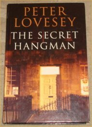 9780316027298: SECRET HANGMAN, THE, A Peter Diamond Mystery