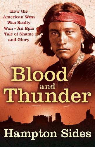9780316027458: Blood and Thunder