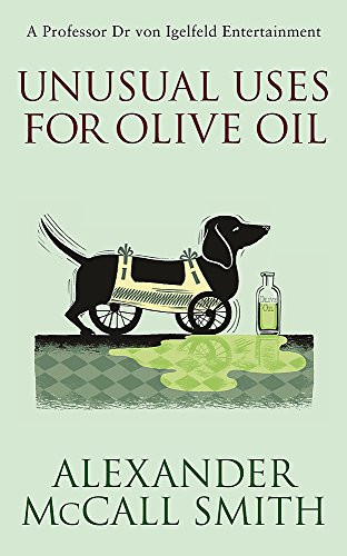 UNUSUAL USES FOR OLIVE OIL - A PROFESSOR DE VON IGELFELD ENTERTAINMENT - SIGNED FIRST EDITION FIR...