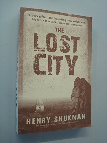 9780316029919: The Lost City