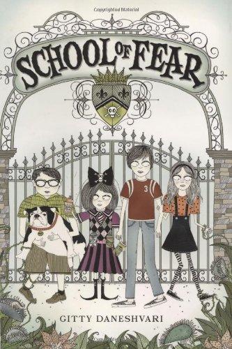 9780316033268: School of Fear