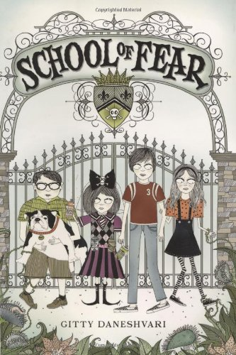 9780316033268: School of Fear
